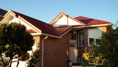 Toronto Metal Roofing Photo Gallery London Eco Metal