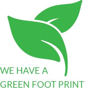 Green Foot Print