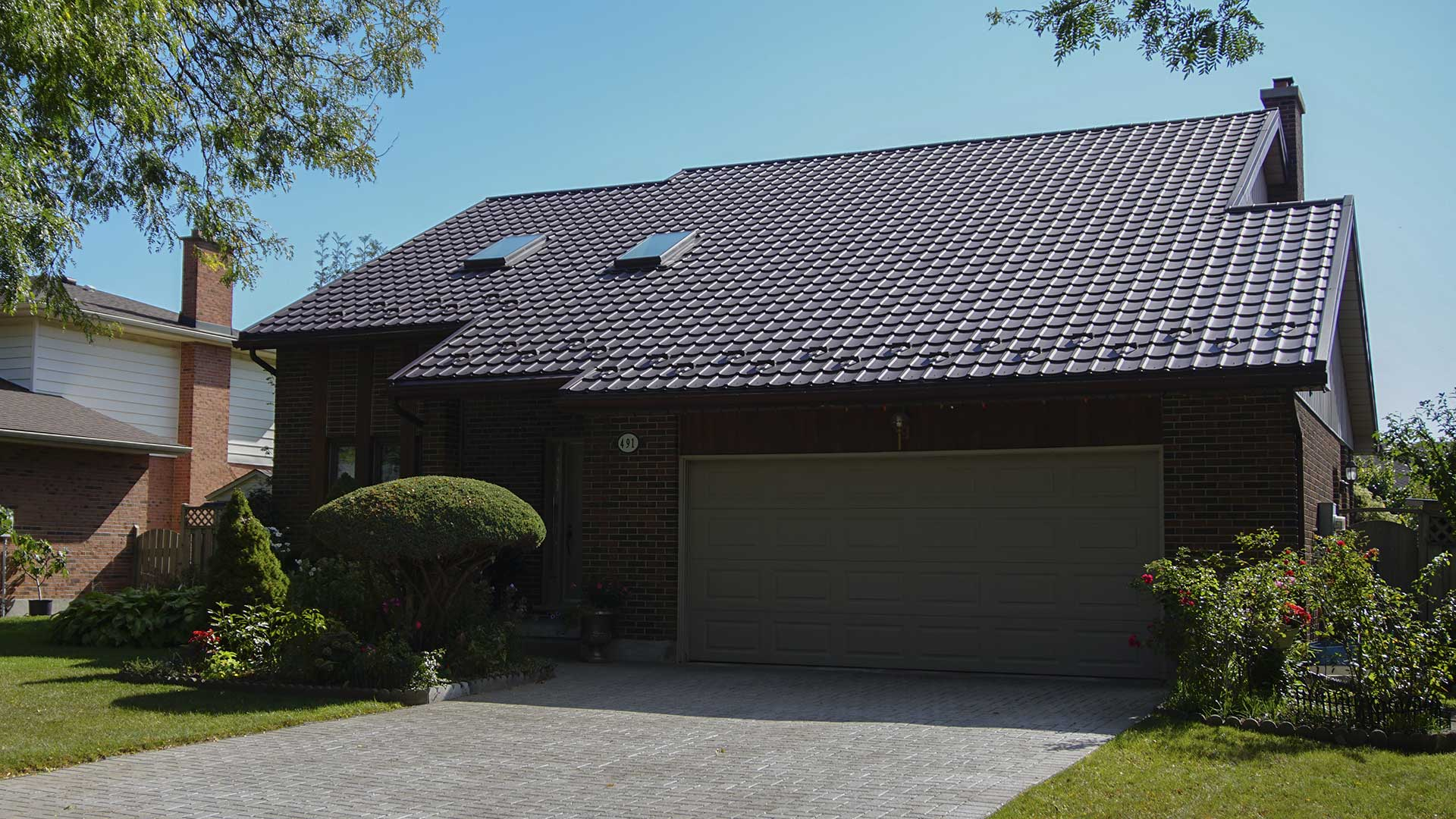 Metal Roofing Brantford