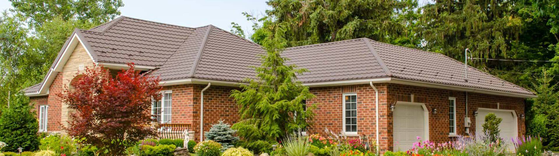 Metal Roofing Slider Image Kitchener, Ontario