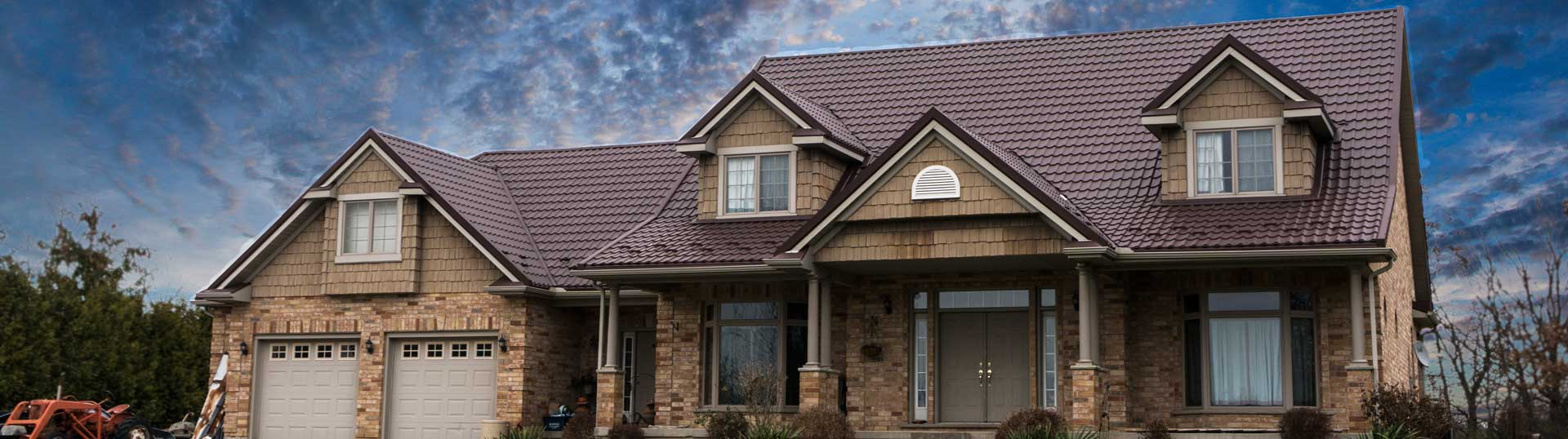 Metal Roofing Slider Image Windsor, Ontario