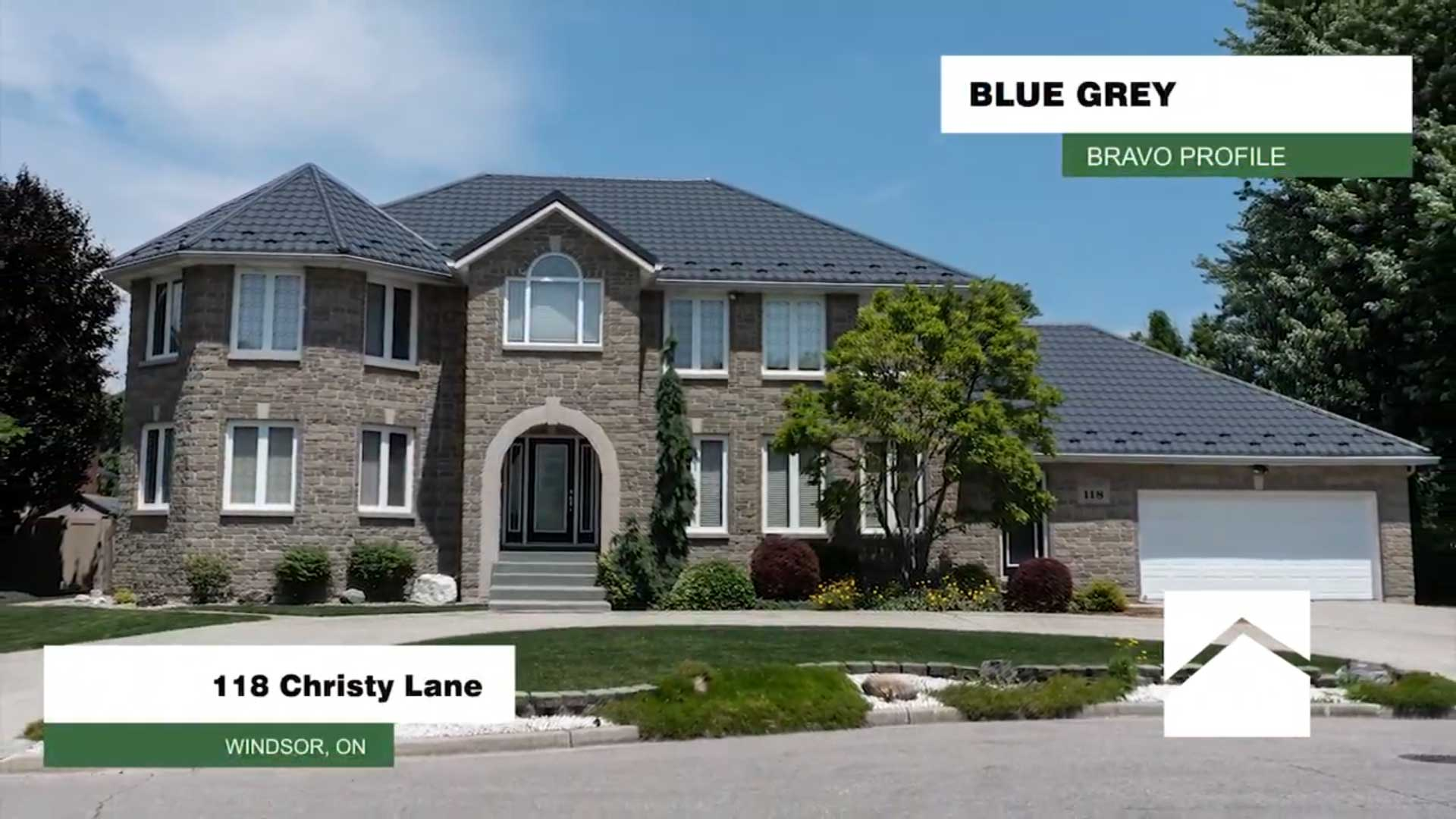 118 Christy Lane Windsor Ontario BRAVO Profile Blue Grey Colour