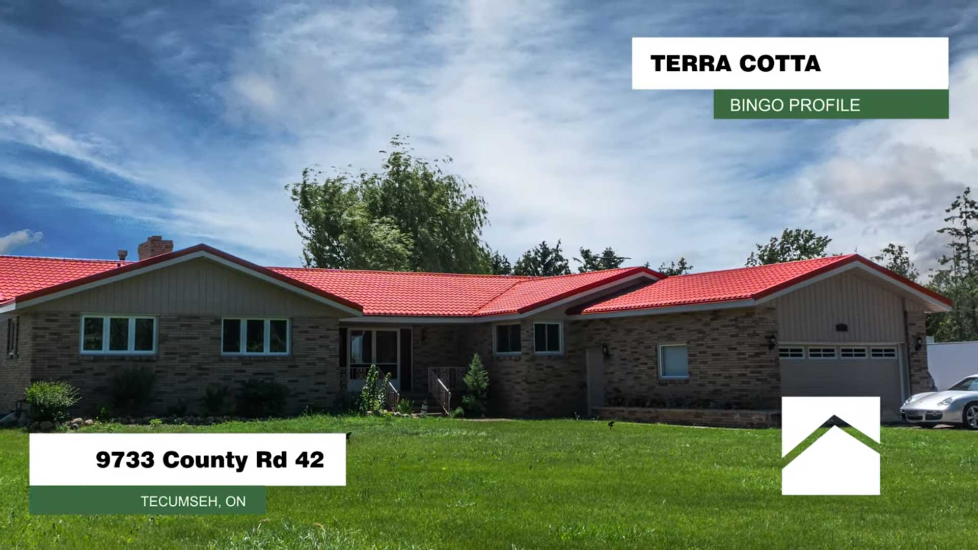 9733 County Rd 42 Tecumseh Ontario Bingo Profile Terra Cotta Colour