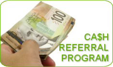 cash referral program