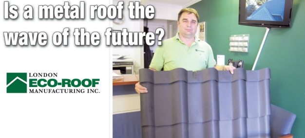 Is a metal roof the wave of the future, in Ontario, Canada.