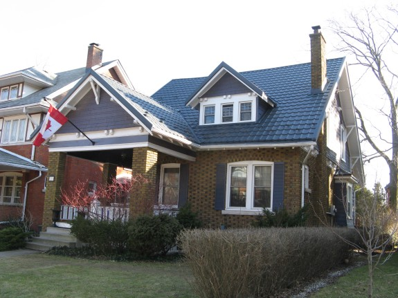 Hamilton, Ontario - Metal Roofing Picture 3