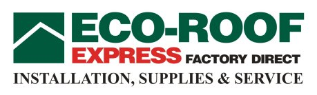 Eco-Roof Express Logo